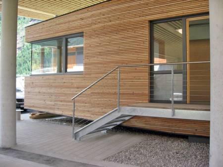 Terminal Hasslacher Holzindustrie